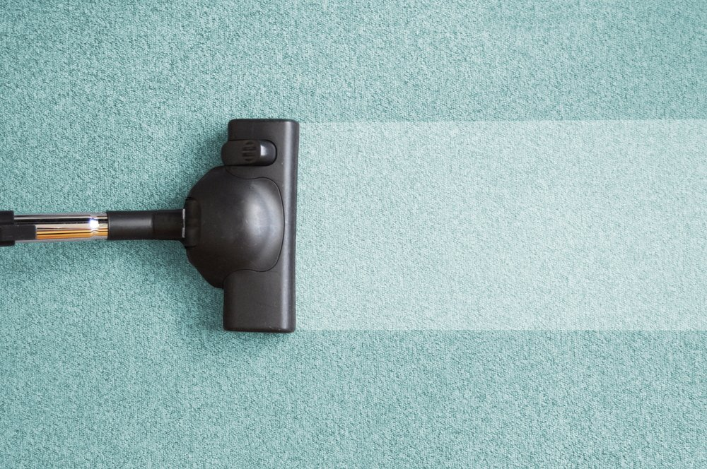 carpet cleaned by professionals